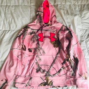 Large Under Armour Sweater